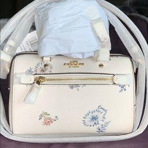 Coach Micro Rowan bag NWT